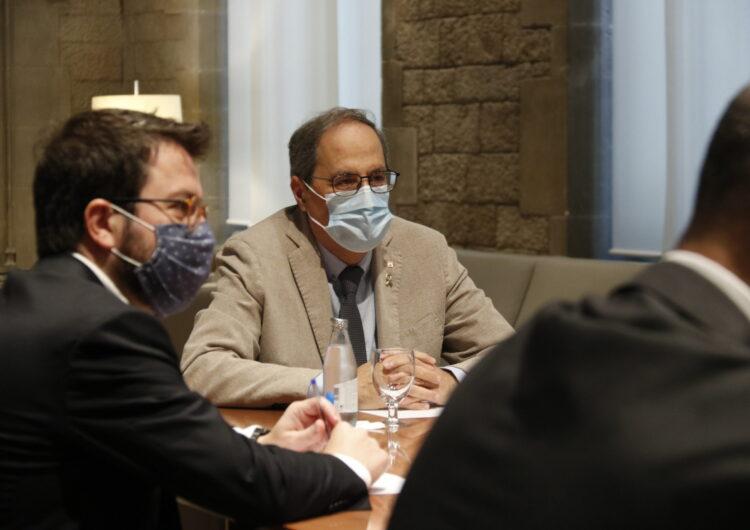 El Govern ha  confinat a partir de les 12 del migdia la comarca del Segrià per l'increment de contagis de la covid-19