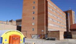 Els ingressos per covid-19 als hospitals de la Regió Sanitària…