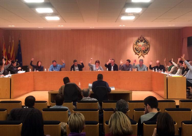 L'Ajuntament de Tàrrega destinarà a ajuts socials el 20% de les retribucions assignades als grups municipals