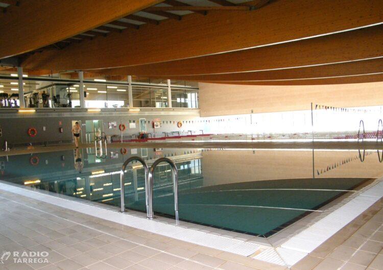 Comunicat de l'Ajuntament de Tàrrega  sobre el tancament provisional de la piscina coberta