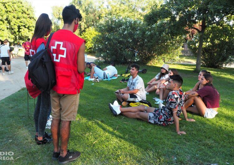 Una vintena d'agents de salut sensibilitzaran a la demarcació de Lleida els joves davant la COVID-19