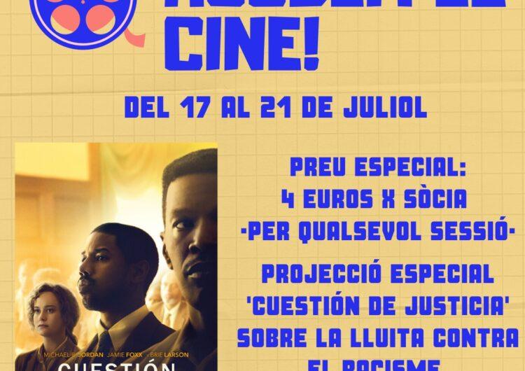 Acord entre Circuit Urgellenc i La Soll per fomentar l'assistència als Cinemes Majèstic
