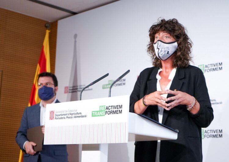 La Generalitat invertirà més de 3.000 milions d'euros per fer de Catalunya un país agroalimentari de referència
