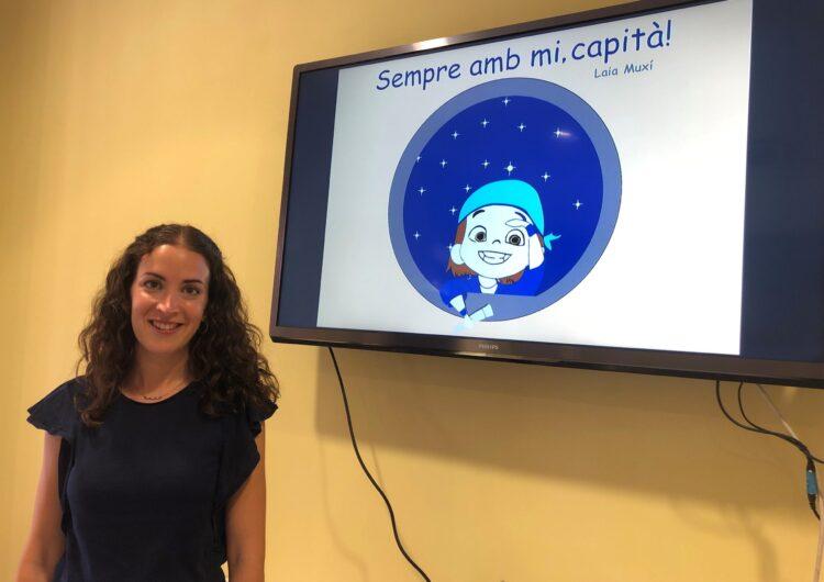 La targarina  Laia Muxí edita dos contes infantils sobre com tractar la pandèmia de la Covid-19 amb infants