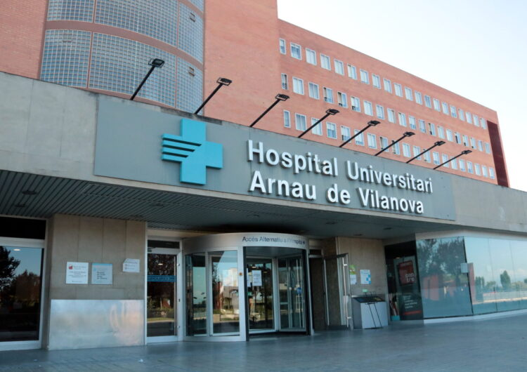 S'eleven fins a 203 els hospitalitzats amb coronavirus a la regió sanitària de Lleida, set més que diumenge