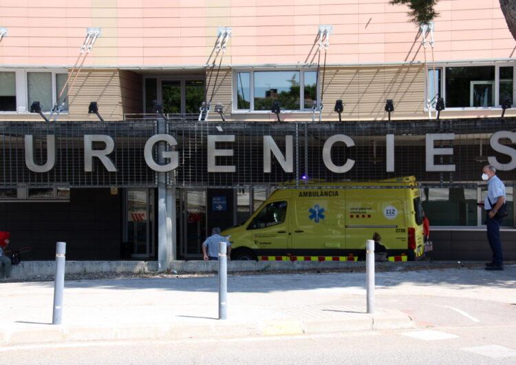 Pugen fins a 186 els hospitalitzats amb coronavirus a la Regió Sanitària de Lleida, tres més que dijous