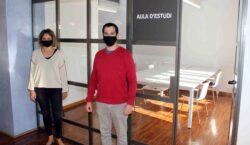 L'Ajuntament de Tàrrega habilita una nova sala d'estudi a la…