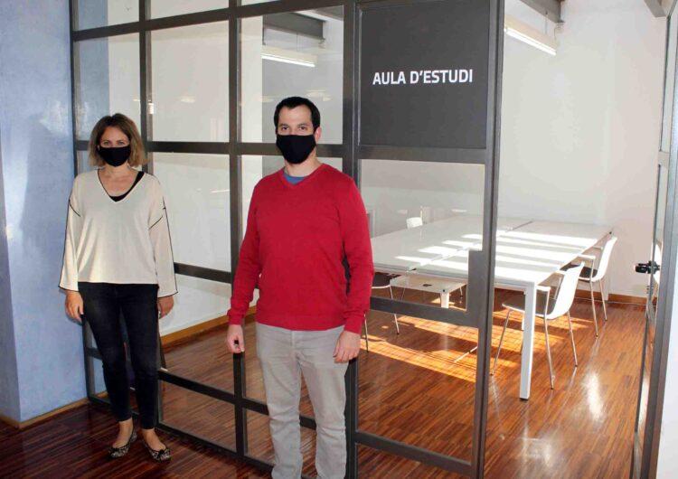 L'Ajuntament de Tàrrega habilita una nova sala d'estudi a la Biblioteca Pública Germanes Güell