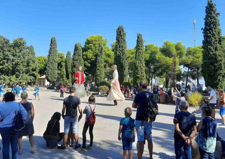 Bona participació a l'Aplec de Sant Eloi, acte emblemàtic de les Festes de Setembre de Tàrrega