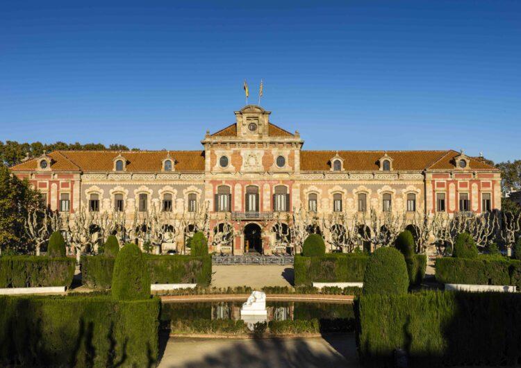 El Parlament de Catalunya celebra el 40è aniversari de la seva restitució