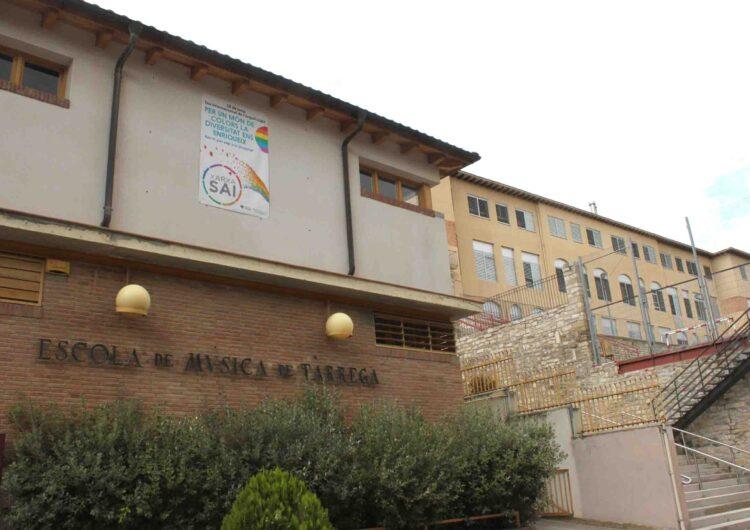 L'Escola Municipal de Música  utilitzarà dues aules i el gimnàs del CEIP Jacint Verdaguer per garantir la distància entre grups d'alumnes