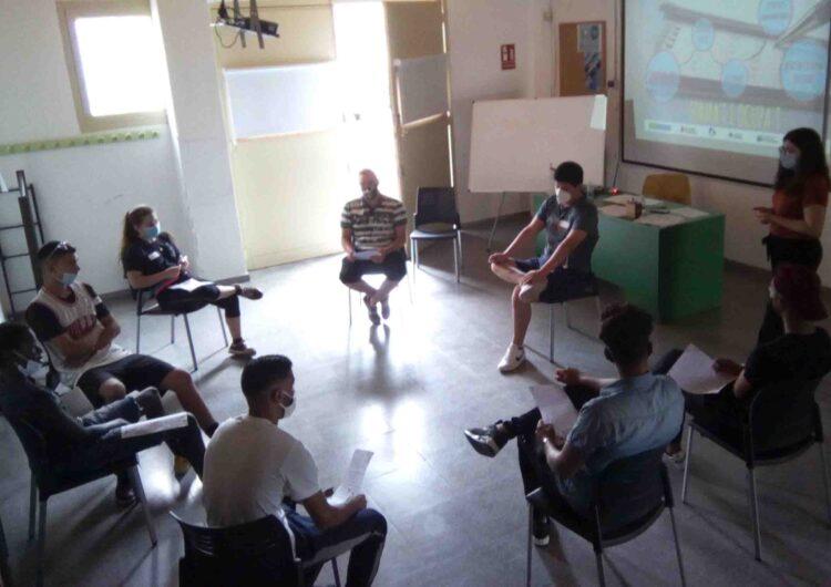 El Centre de Formació la Solana engega un nou projecte de formació, orientació i contractació laboral adreçat a joves de 16 a 29 anys