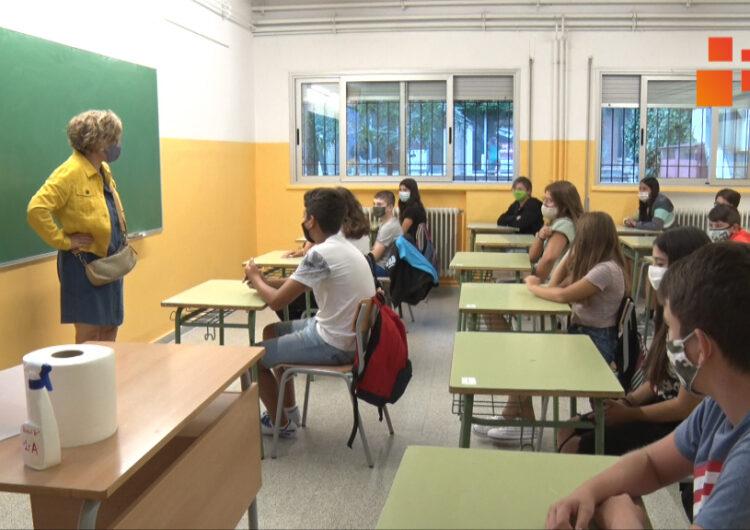 3.600 alumnes han iniciat avui el curs escolar a Tàrrega