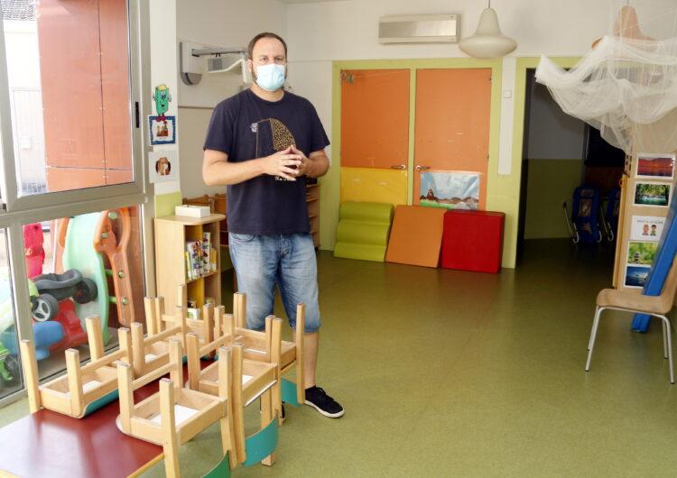 Les escoles bressol de Castellserà i Tornabous no poden començar el curs perquè Educació no els ha enviat mestre