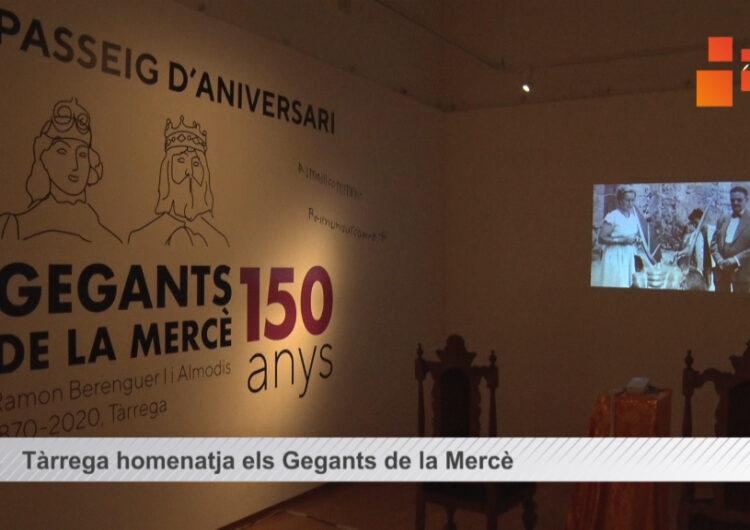 La Sala Marsà acull fins al 6 d'octubre una exposició dedicada als Gegants de la Mercè de Tàrrega