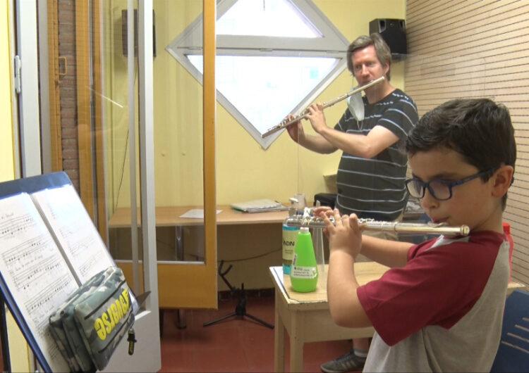 L'Escola Municipal de Música de Tàrrega inicia el curs ocupant nous espais
