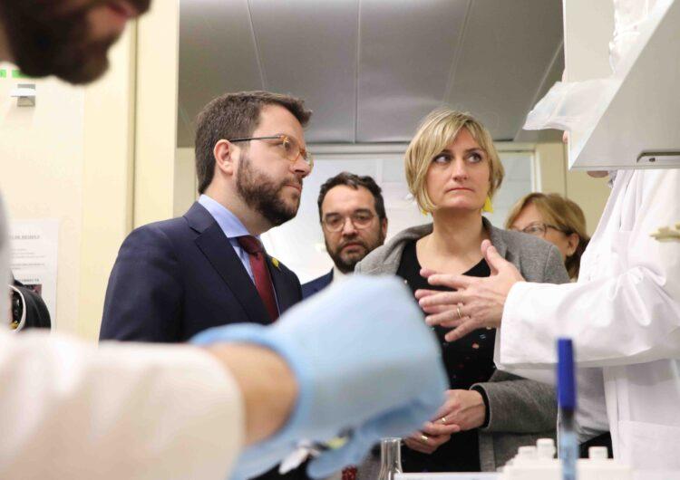 La Generalitat destinarà 51,1 milions d'euros en quatre anys a la recerca de l'excel·lència, l'atracció de talent i la transferència de coneixement.