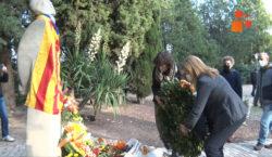 Ponsa i Jordà reivindiquen al Tarròs la figura del president…