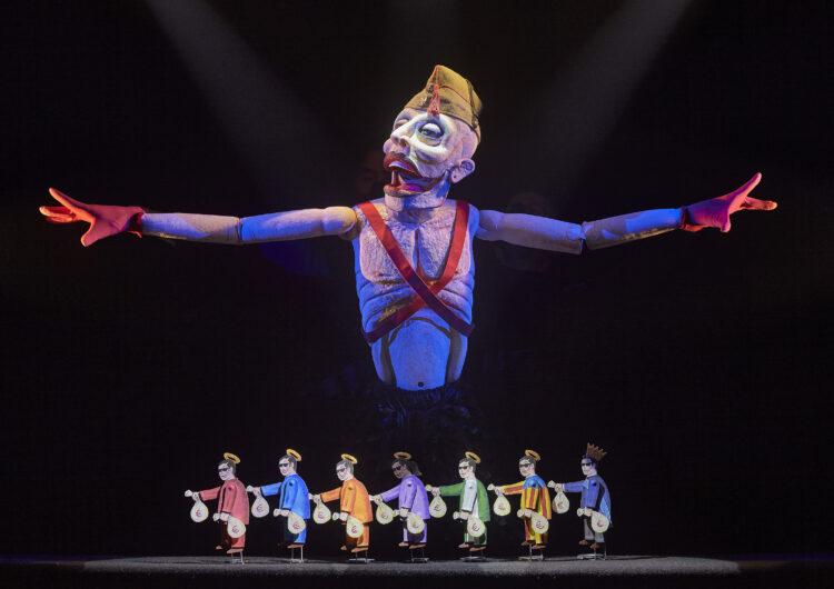 Tàrrega ajorna al divendres 6 de novembre la representació del nou espectacle de la companyia teatral El Espejo Negro