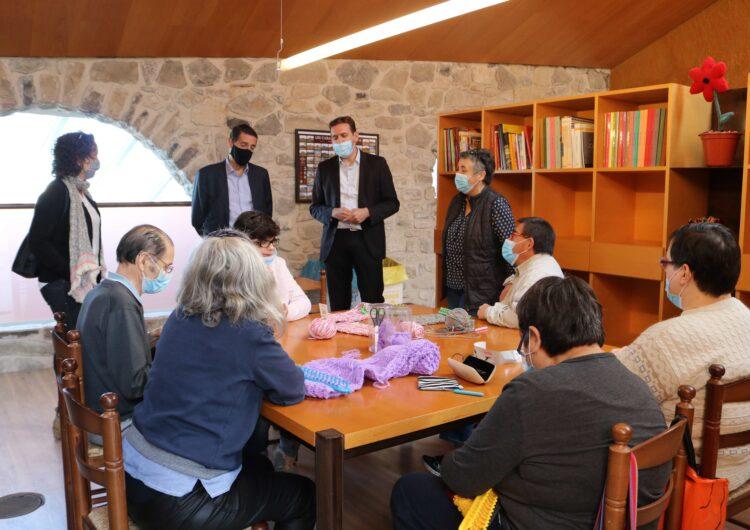 """La Fundació """"la Caixa"""" dóna suport al Grup Alba per a la creació d'una sala multisensorial a l'Espai de Verdú"""