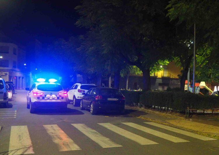 La Policia Local de Tàrrega aixecarà actes per l'incompliment del toc de queda