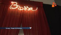Alumnes de l'EASD Ondara reten homenatge a Joan Brossa en…