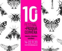 La Coral Ginesta inicia un nou cap de setmana de concerts del Festival de Pasqua de Cervera