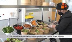 El restaurant el Gat ofereix una adaptació del famós Poke…