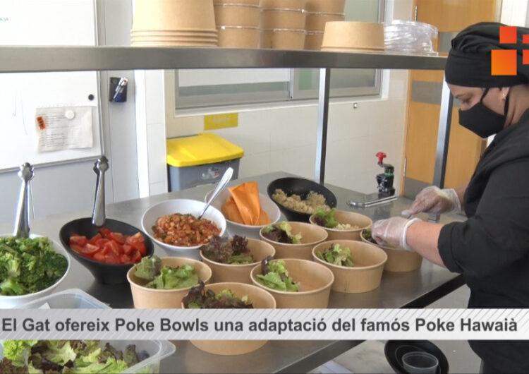El restaurant el  Gat ofereix  una adaptació del famós Poke Hawaià amb  productes i ingredients de proximitat