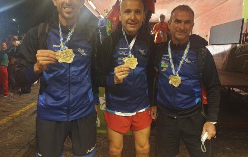 L'atleta targarí  Josep Ramon Sanahuja aconsegueix 2 medalles al Campionat d'Europa d'atletisme