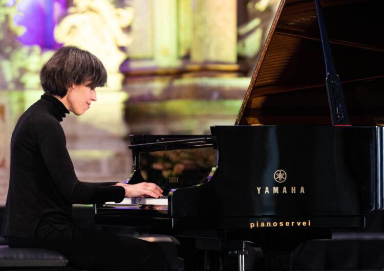 Alba Ventura clou la desena edició del Festival de Pasqua de Cervera