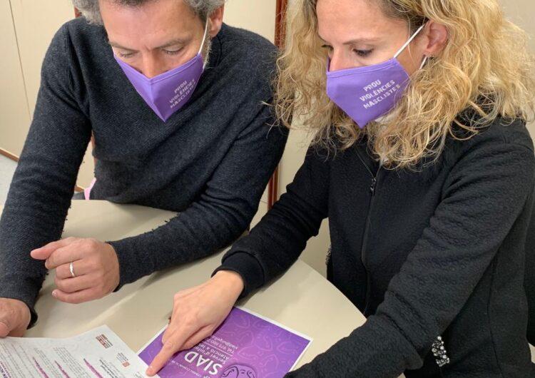 Lleuger increment de les dones ateses pel SIAD a l'Urgell per violència de gènere