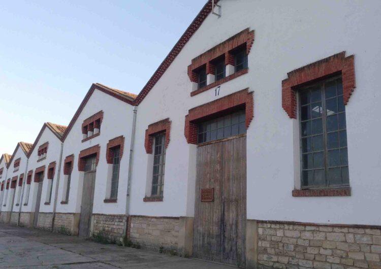 Cedeixen  temporalment la Nau 17 de Cal Trepat a l'Associació Alba per a desenvolupar el seu taller de fusteria