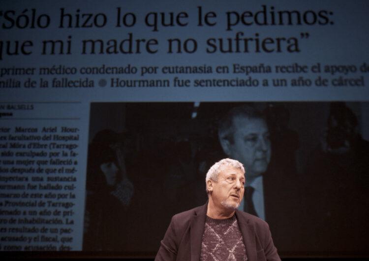 """Tàrrega reprèn la temporada de Teatre aquest dissabte amb """" Celebraré mi muerte"""""""