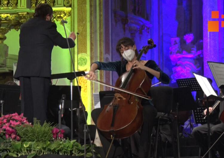 L'OJC culmina el primer cap de setmana de concerts del Festival de Pasqua de Cervera