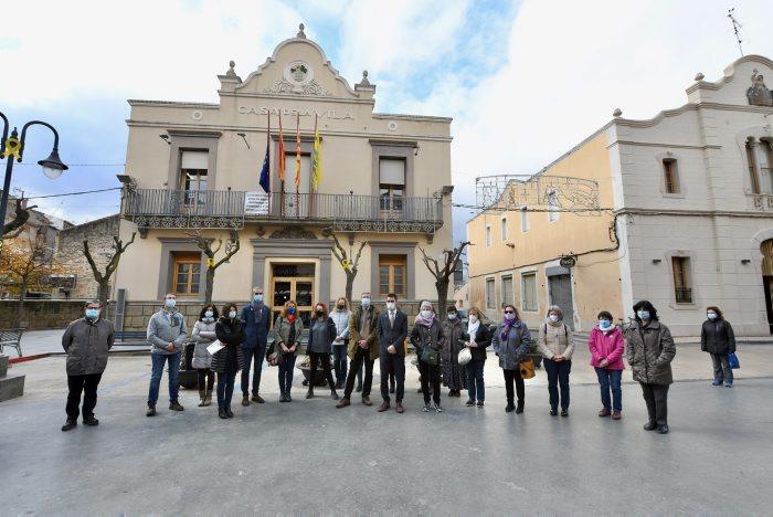 La xarxa de fibra òptica de la Generalitat cobrirà el 83% de la població de la Segarra i el 74% de l'Urgell el 2021