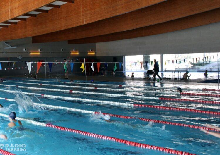 L'Ajuntament de Tàrrega adjudica la realització de treballs de millora a la piscina coberta municipal