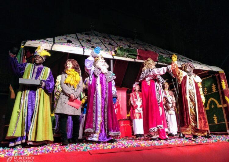 Tàrrega prepara una Cavalcada de Reis estàtica a l'Espai Fassina