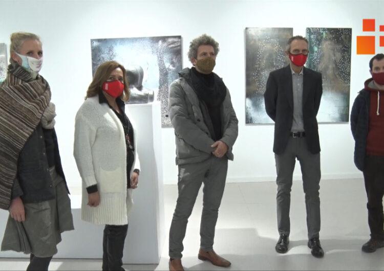 Inauguren una nova galeria d'art a Tàrrega, GERART GALLERY