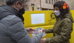 RECICLOS, el sistema de reciclatge amb recompensa d´Ecoembes, arriba a…