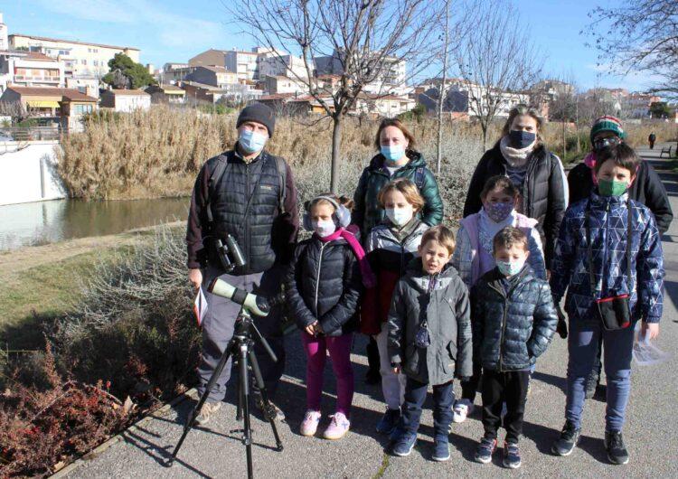 Tàrrega promou visites guiades per divulgar entre els infants la flora i la fauna del riu Ondara