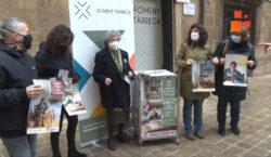 Foment Tàrrega presenta una campanya per fomentar les compres de…