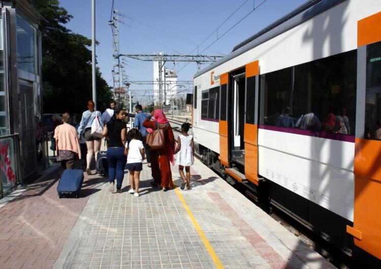 El Govern encarrega a FGC la millora dels serveis ferroviaris en el corredor Lleida-Cervera-Manresa