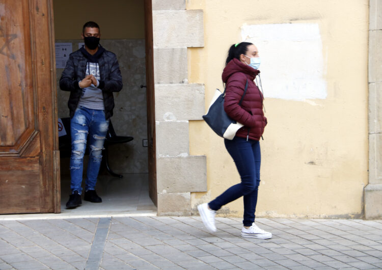El pare del nadó mort a Tàrrega declara al jutjat com a investigat per homicidi