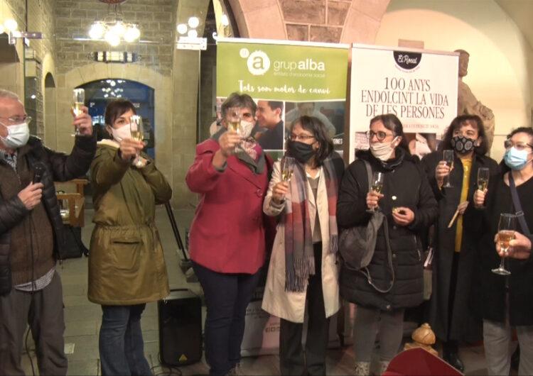 Reportatge emès al programa Connecti.cat de la Xarxa de Televisions Locals sobre el Centenari de l 'obrador de galetes El Rosal