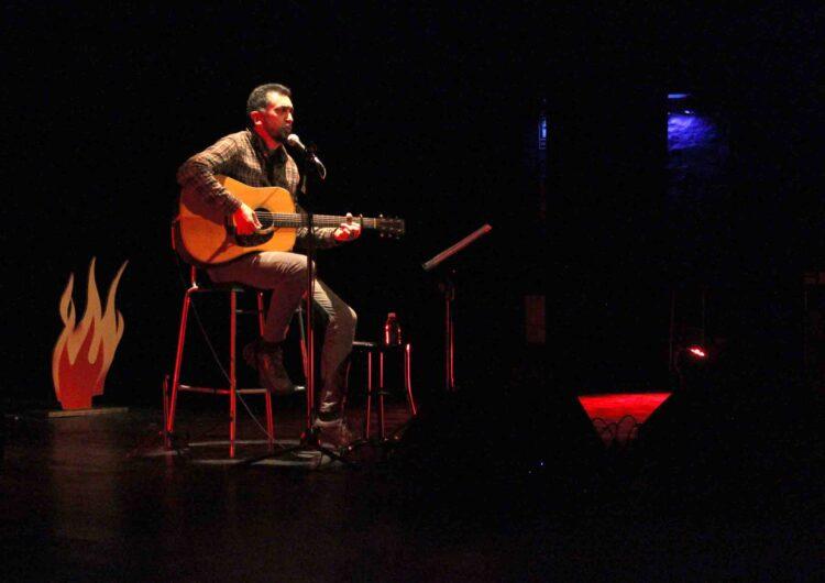 El cantautor valencià Feliu Ventura obre el cicle Tàrrega Sona 2021 amb el cançoner íntim del seu nou àlbum, 'Convocatòria'