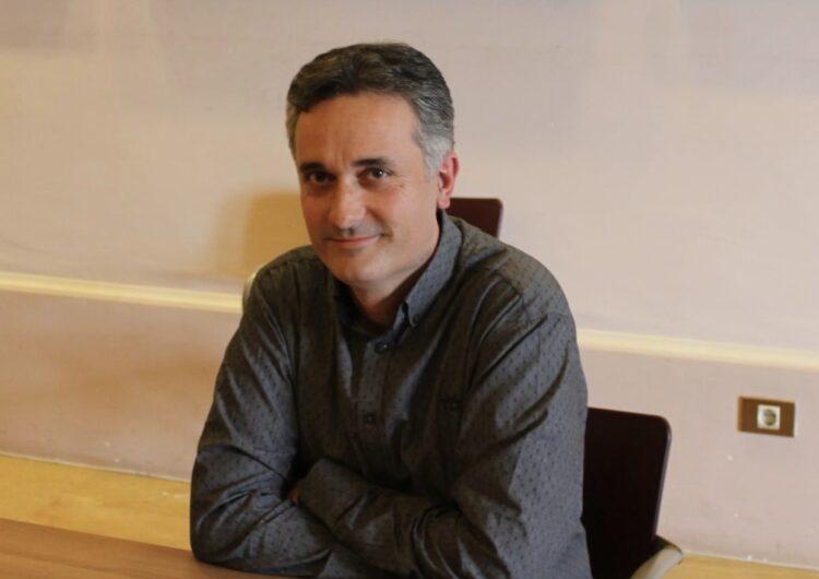 Jordi Armengol nu director artístic del festival de Pasqua de  Cervera