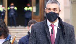 El TSJC condemna Solé a un any d'inhabilitació i una…