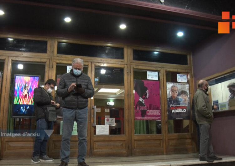 El Club de cinema  La Lloca de Tàrrega vol recuperar els clàssics del cinema amb dues sessions cada mes al Cinema Majèstic