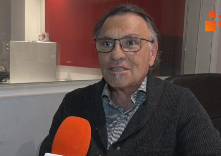Ramon Puiggner un dels  locutors històrics de Ràdio Tàrrega s'acomiada després de 48 anys  a l'emissora